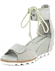 SOREL Womens Joanie Ankle Lace Sandals