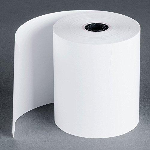 BuyRegisterRolls (50) 3-1/8 x 230' Thermal Paper Rolls TM-T88 T-20 T-90 Bixolon SRP-350 370 by BuyRegisterRolls (Image #2)