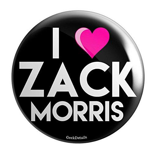 Geek Details I Heart Zack Morris 2.25