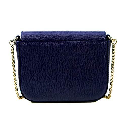 Azul Cruzados Mujer Para Bolso Furla 6HqpZ