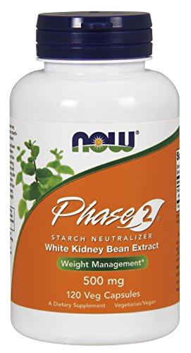 NOW Phase Starch Neutralizer Capsules product image