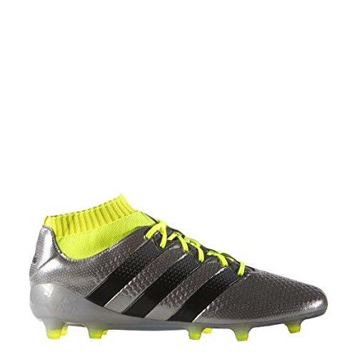 Adidas Plamet 16 Plateado Ace Primeknit Negbas Hombre fútbol de para FG Amasol 1 Botas 4r4x5qwvPU