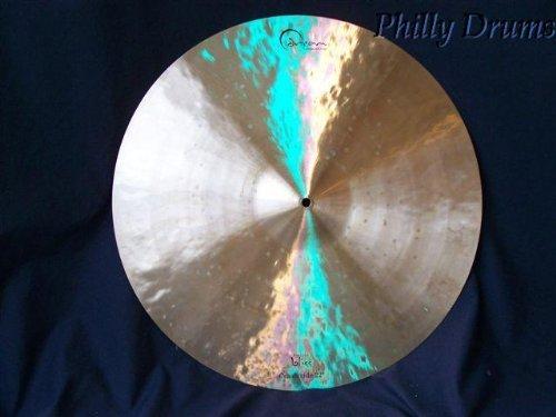 Dream Vintage Bliss 22-Inch Crash/Ride Cymbal VBCRRI22 by Dream
