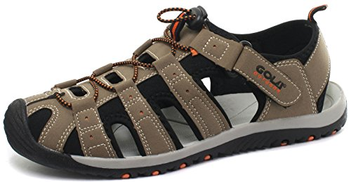 Gola 2017 Shingle 3 Taupe Mens Outdoor / Trekking Sandals, Size 15