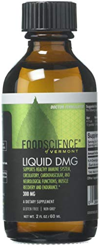 - Foodscience of Vermont Liquid DMG 300mg 2oz