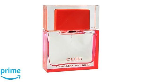 Amazoncom Chic By Carolina Herrera For Women Eau De Parfum Spray