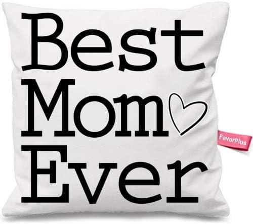 """Best MOM Throw Pillow Cushion Cover Case Home Sofa Decor Pillowcase 18/""""x18/"""""""