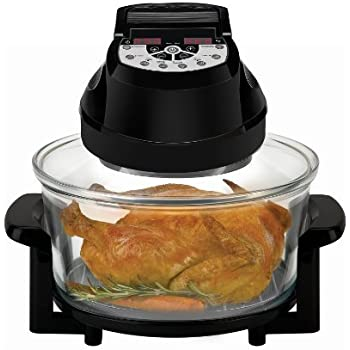 Amazon Com Morningware Ho 1200 Halogen Oven Kitchen