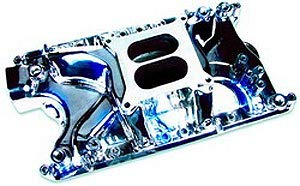 Professional Products 54022 Polished Typhoon Intake Manifold for Ford ()
