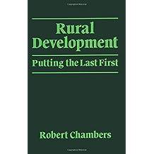 Rural Development: Putting the last first