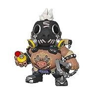 """Funko Pop Games: Overwatch-6"""" Road Hog 6"""" Roadhog, Multicolor"""