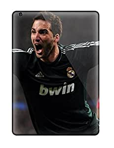 Hot Fashion KKeHSIG72Wguuv Design Case Cover For Ipad Air Protective Case (gonzalo Higuainreal Madrid) by lolosakes