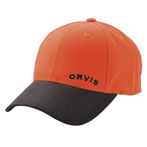Orvis 2emt4200 orvis blaze waxed brim hat price for Orvis fishing hat