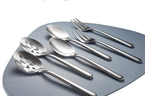 "Buffet Banquet Fork Solid Handle 11-1//2/"""