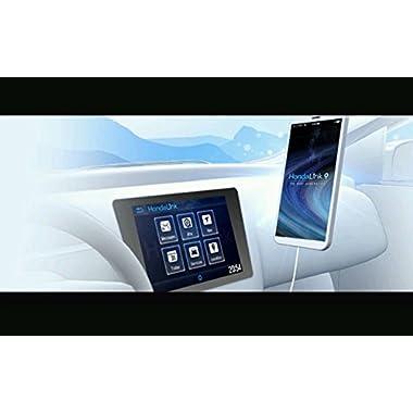 HONDALINK AHA SIRI IOS HDMI CABLE KIT CIVIC CRV FIT HRV IPHONE 5,6 & 7
