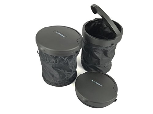 Collapsible Car Garbage Can By Autohome