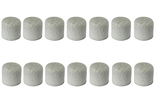 14 Generic Charcoal Replacement Water Filters for Farberware Coffee Maker Part 103743-F