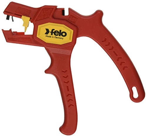 Felo 0715762681 Automatic Wire Stripper (Best Automatic Wire Stripper)