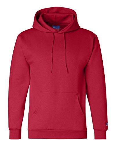 Champion Men's Front Pocket Pullover Hoodie Sweatshirt, XX-Large, - Champion Heavyweight Hoodie