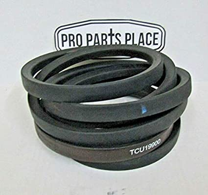 Amazon com : ProPartsPlace OEM SPEC Deck Belt John Deere TCU19900 72