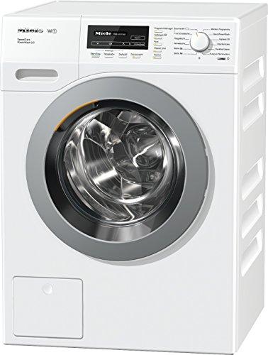 Miele WKF 311 WPS SpeedCare mit 8 kg Schontrommel/Weiß/QuickPowerWash für perfekt saubere Wäsche in unter 1 Stunde/18…