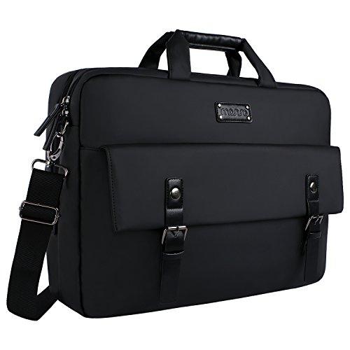 MOSISO 17.3 inch Laptop Messenger Bag, Waterproof