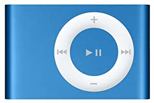 Apple iPod shuffle 1 GB New Bright Blue (2nd Generation)   (Discontinued by Manufacturer)