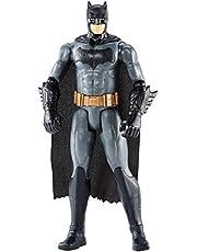 DC Justice League Película, Figura de acción básica de Batman (Mattel FGG79)