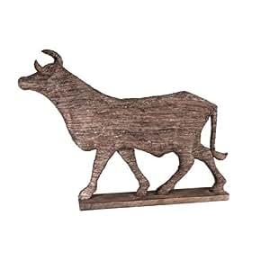 donny osmond home brown ox statue kitchen dining. Black Bedroom Furniture Sets. Home Design Ideas