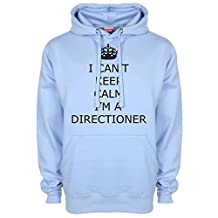 Kep Calm I'm A Directioner One Direction Hoodie