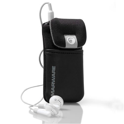 Marware Sportsuit Sleeve for iPod Nano ( Black )