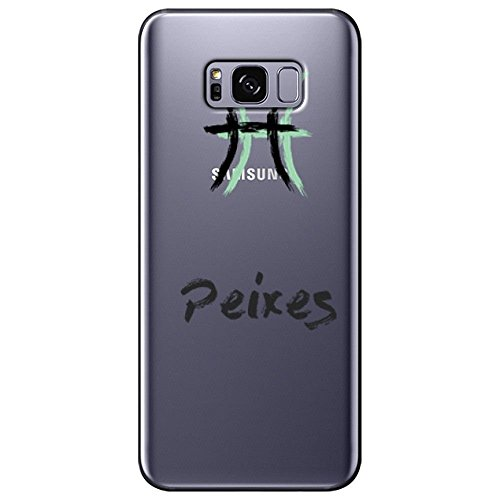 Capa Personalizada Samsung Galaxy S8 Plus G950 - Peixes - SN36