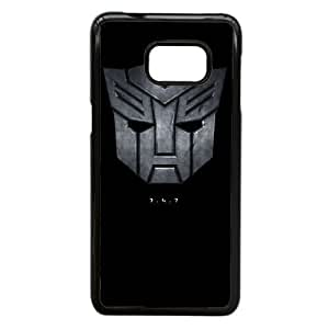 Autobots transformers_006 TPU Case Cover for Samsung Galaxy Note 5 Edge Cell Phone Case Black