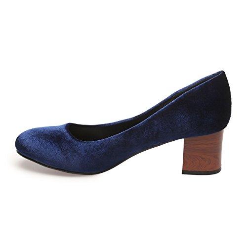 Zapatos azules La Modeuse para mujer NIWWkL