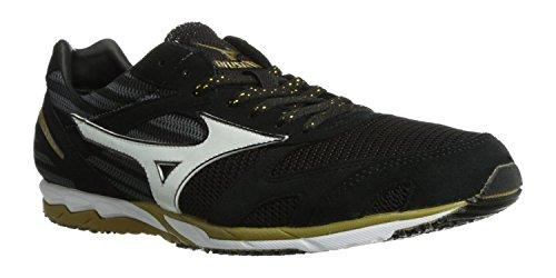 Mizuno Wave Ekiden Running Shoe,Black,7.5 D US