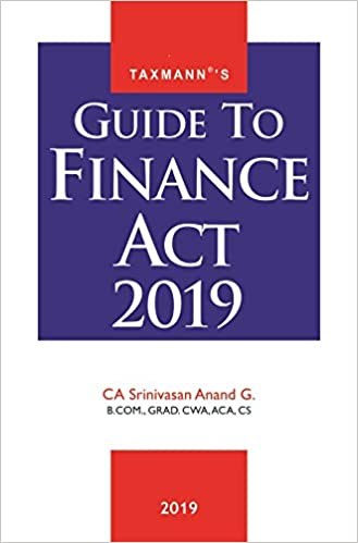 Guide To Finance Act 2019 (February 2019 Edition)