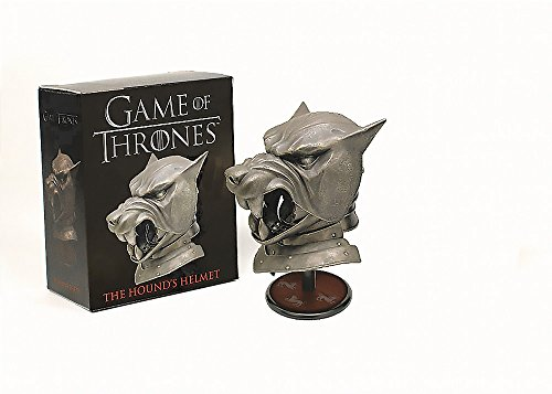 Collectible Miniatures Game - Game of Thrones: The Hound's Helmet (Miniature Editions)