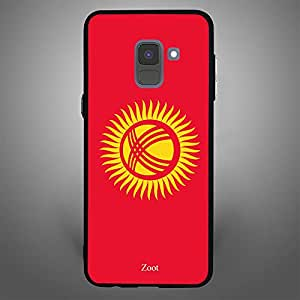 Samsung Galaxy A8 Plus Kaziqistan Flag