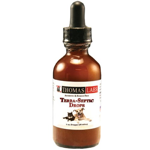 Thomas Labs TerraSeptic Drops (30 ml) by Thomas Laboratory