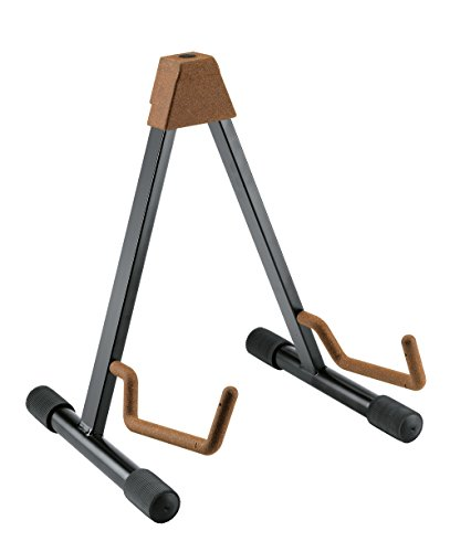 K&M Stands 17541.013.95 Heavy Duty A Frame Acoustic Guitar Stand