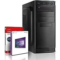 Intel i7 Business/Multimedia PC mit 3 Jahren Garantie! | Intel i7 2600 4x3.8GHz | 16GB | 512GB SSD + 2 TB | Intel HD 2000 | USB | DVD±RW | WLAN | Win10 64-Bit | MS Office 2010 Starter | GDATA | #6017