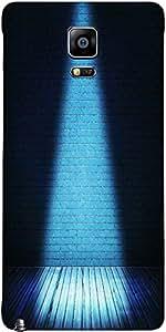 Azul Snoogg Interior Diseñador Telón De Fondo Proyector Funda Protectora De L...