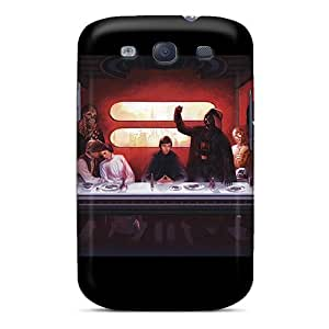Awesome Starwars Flip Case With Fashion Design For Galaxy S3