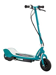Amazon.com: Razor E200 Electric Scooter - Teal: Sports ...