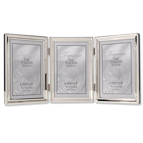Lawrence Frames Polished Silver Picture product image