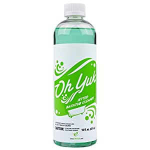 Oh Yuk Jetted Tub System Cleaner 16 oz