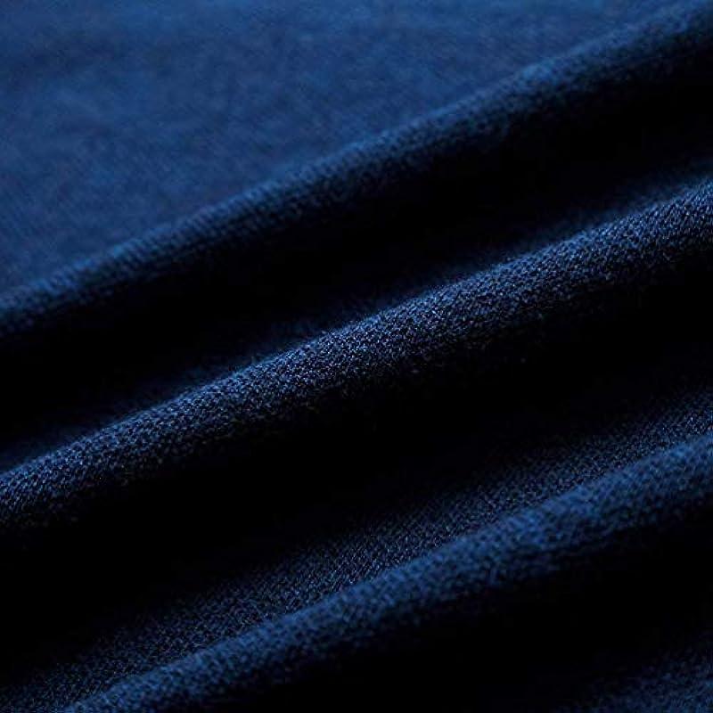 Lanceyy męski Basic sweter z okrągłym kołnierzem ciepły wysokiej jakości sweter z dzianiny prosty styl jednokolorowy sweter z dzianiny: Odzież