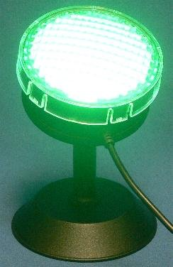 WDM Lighting LED Colorwater 72 Green Submersible - Colorwater72Green