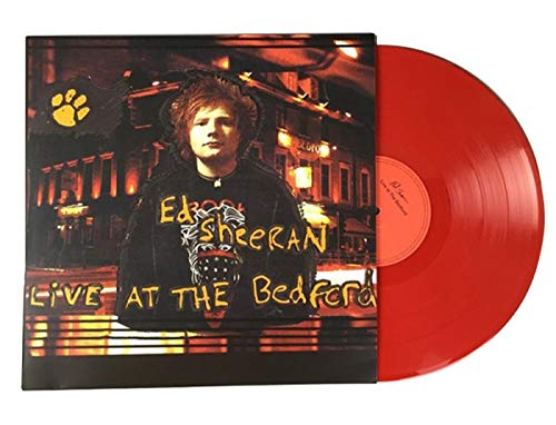 Live At The Bedford (Exclusive Limited Edition Red Vinyl) [Condition-VG+NM]