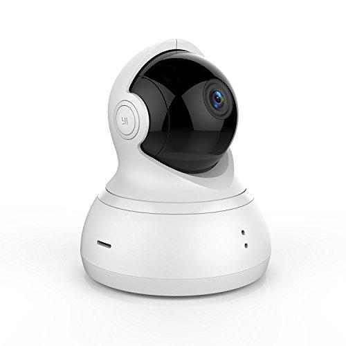 YI Dome Camera Wireless 720P Pan/Tilt/Zoom Security Camera I